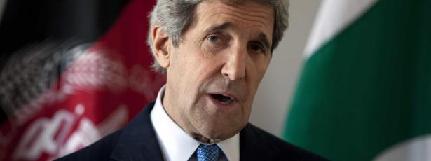EUA consideram absurdas críticas israelitas a John Kerry