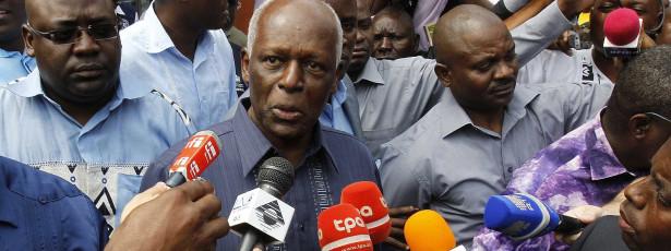 Presidente angolano fala em transcendente significado do resultado eleitoral