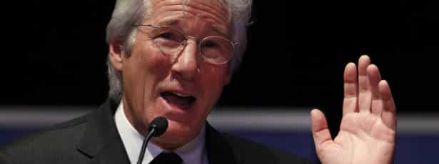Richard Gere vai protagonizar 'Time Out of Mind'