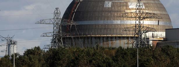 Evacuada central nuclear de Sellafield devido a radioatividade