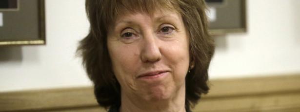 Catherine Ashton entre os nomes propostos para Nobel da paz
