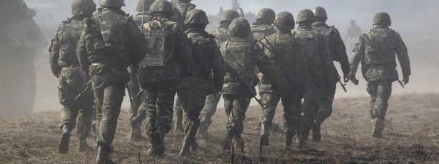 Despesas militares aumentam na China, Rússia e Europa de leste