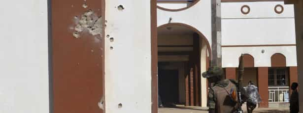 Homens armados atacam igrejas no norte da Nigéria