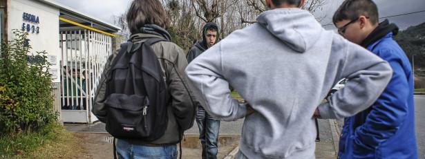 Bullying deixa de ser tema tabu numa escola do Alentejo