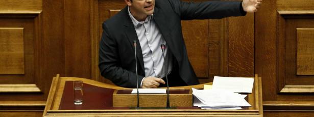 Tsipras ligou a Draghi, Dijsselbloem e Schulz para reduzir tensão
