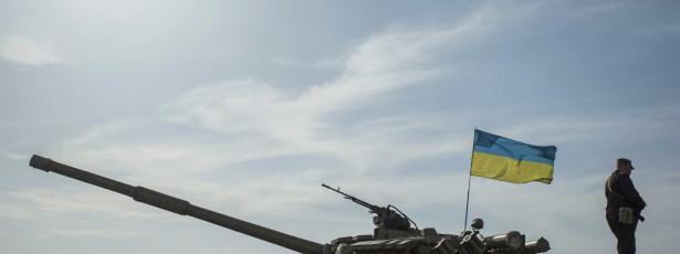 Ucranianos e separatistas acusam-se mutuamente de violação de trégua
