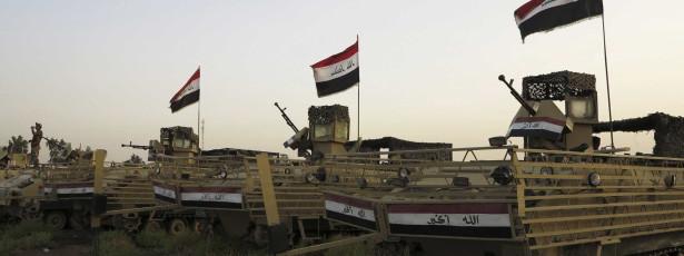 Forças governamentais tomaram Universidade de Tikrit