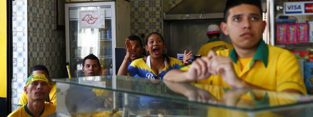Adepto brasileiro morre ao assistir aos penaltis do Brasil-Chile