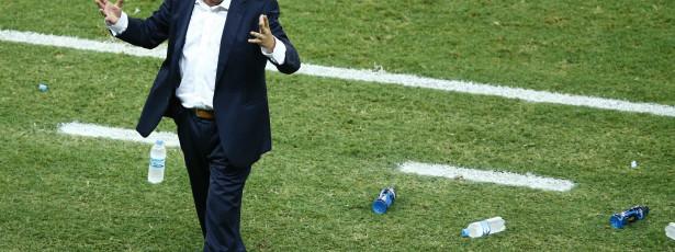 Fernando Santos quer um Portugal compacto e dinâmico