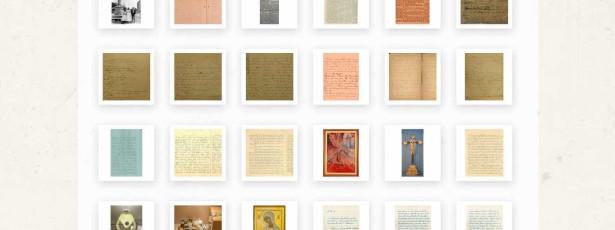 Manuscrito sobre Segredo de Fátima com visita virtual