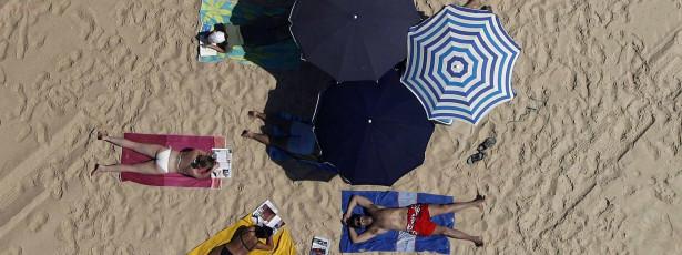 Praia de Paramos deve poder ser utilizada esta época balnear