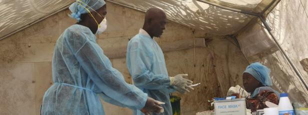 Primeiro-ministro da Guiné-Bissau diz que país está mais bem preparado para enfrentar ébola