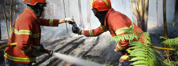 Lei financiamento dos bombeiros terá transparência