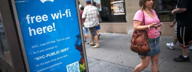 Três razões para ter sempre o Wi-Fi ligado