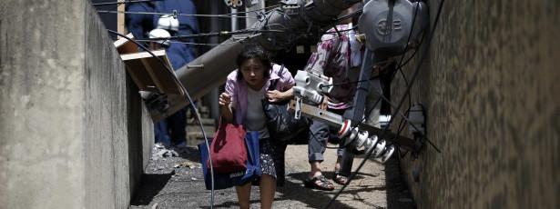 Hiroshima volta a pôr lágrimas na cara dos japoneses