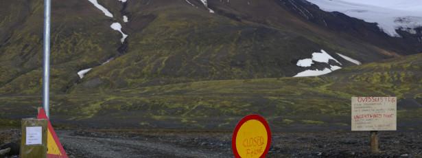 Islândia proibe tráfego aéreo sobre vulcão Bardarbunga