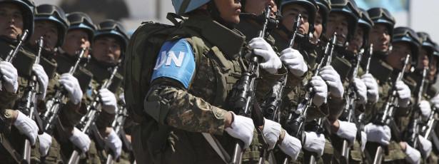 ONU em negociações para libertação de 44 capacetes azuis