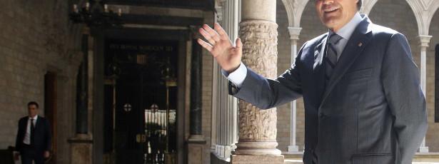 Artur Mas considera Governo espanhol hostil