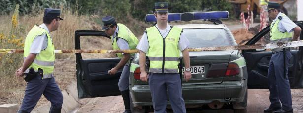Três detidos por resistência e coação a militares da GNR