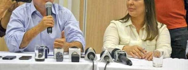 Avião de candidata sequestrado e pilotos desaparecidos