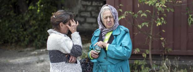 Conflito causou 4 mil mortos rebeldes e civis em Donetsk
