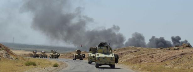 Estado Islâmico ataca base iraquiana e mata 40 soldados