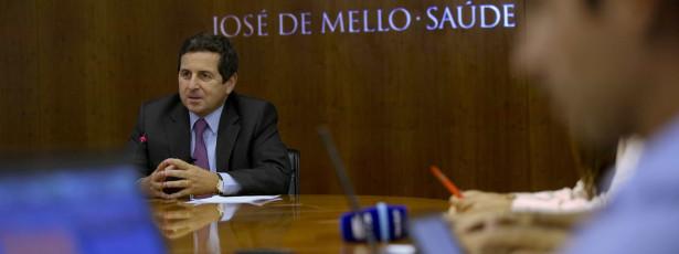 Hospital Privado de Santarém vendido à José de Mello Saúde