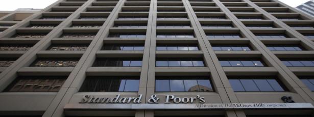 Standard and Poor's prevê crescimento fraco persistente na zona euro
