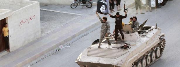 Camiões-bomba são a força aérea do Estado Islâmico