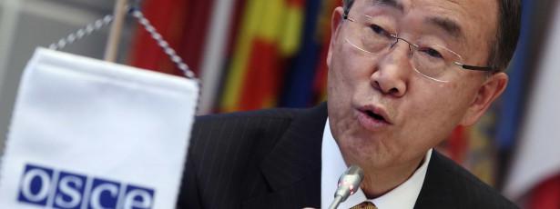 Ban Ki-moon pede ação global para travar perda de biodiversidade