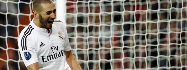 Real Madrid soma a 10.ª vitória seguida ao bater o Málaga