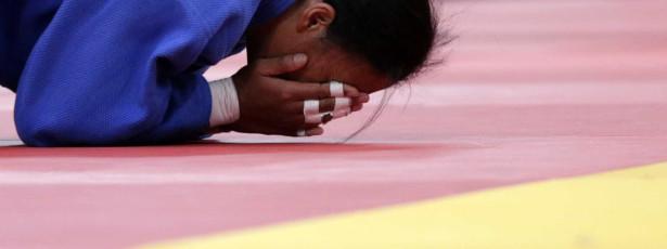 Yahima Ramirez eliminada ao primeiro combate