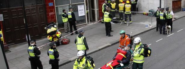 Explosão em hotel de luxo londrino faz 14 feridos e 500 desalojados
