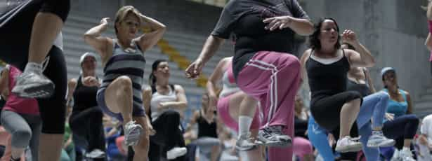 Falta de exercício físico mata mais do que obesidade