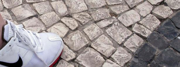 Calçada portuguesa é das mais belas atrações do mundo