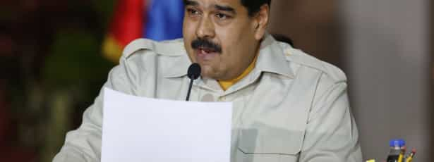 Agência Efe nega ter noticiado autogolpe de Nicolás Maduro
