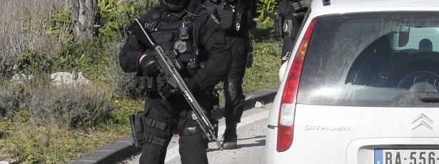 Atirador de Nice entregou-se às autoridades