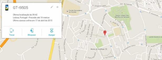 Google já tem forma de o ajudar a encontrar o telemóvel