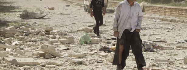 ONU condena ataques aéreos do regime com vítimas civis na Síria