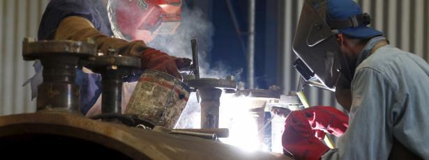 Índice de Produção Industrial com queda homóloga de 0,5%