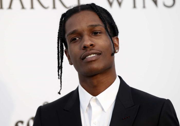 Tribunal sueco condena rapper A$AP Rocky por agressão
