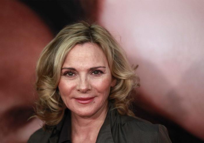Kim Cattrall orgulha-se de ter feito 'Sex and the City'