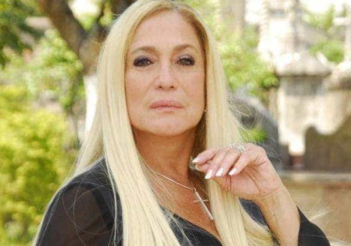 Foto mostra como era a atriz Susana Vieira há 50 anos