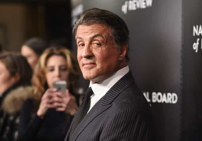 Casa de férias luxuosa de Sylvester Stallone está à venda