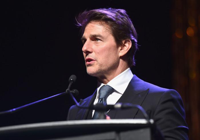 Tom Cruise compra robots para vigiar equipa de filmagens