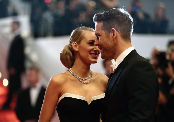Blake Lively e Ryan Reynolds partilham 1ª foto com a filha recém-nascida