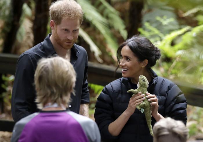 Harry tem um hábito amigo do ambiente que surpreendeu Meghan Markle