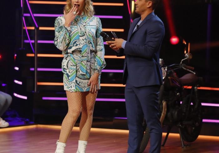 Luana Piovani feliz após participação em 'Dança com as Estrelas'