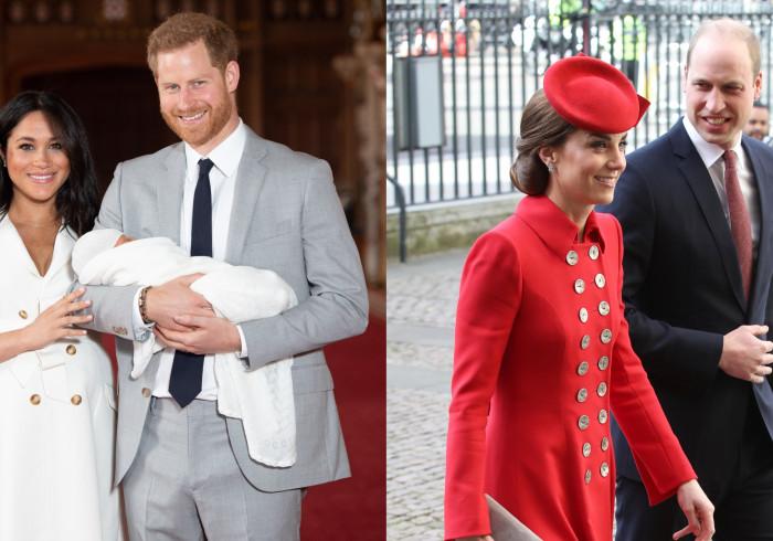 Paz na família! Filho de Harry aproxima-o de William