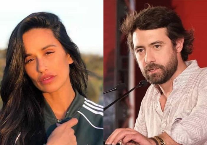 Rita Pereira diz que ator Pedro Lamares foi